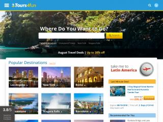 tours4fun.com