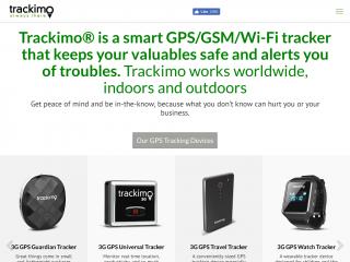 trackimo.com screenshot