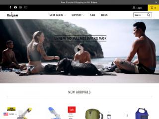 unigearshop.com screenshot