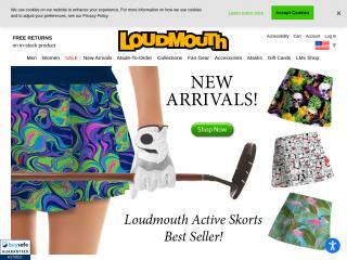 us.loudmouthgolf.com