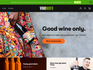 vinomofo.com.sg screenshot
