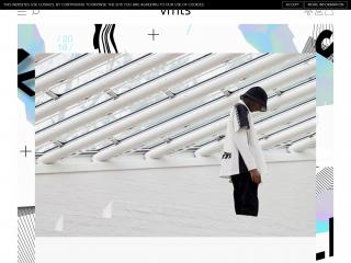 vrients.com screenshot