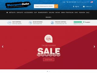 watersportsoutlet.com screenshot