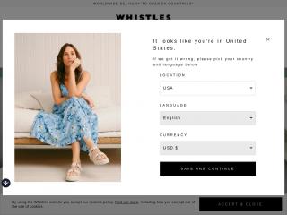 whistles.com