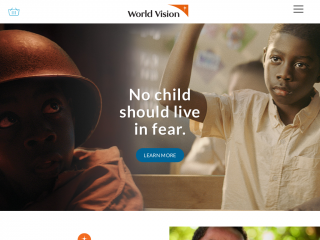 worldvision.ca screenshot