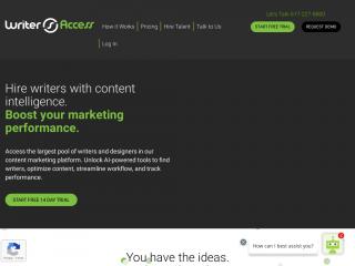 writeraccess.com