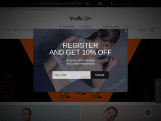 yvettesports.com