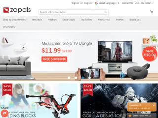 zapals.com screenshot